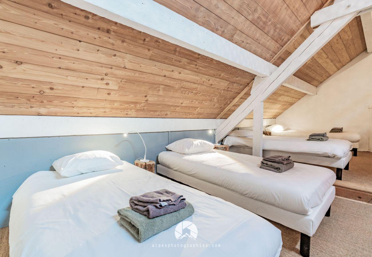 House in La Salle-les-Alpes - Les Coquelicots