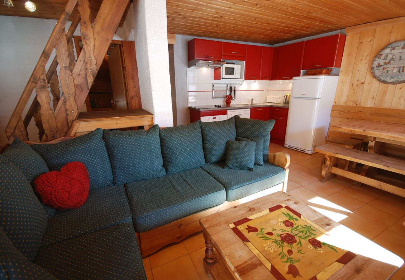 Apartment in Saint-Chaffrey - Appartement Les Lys