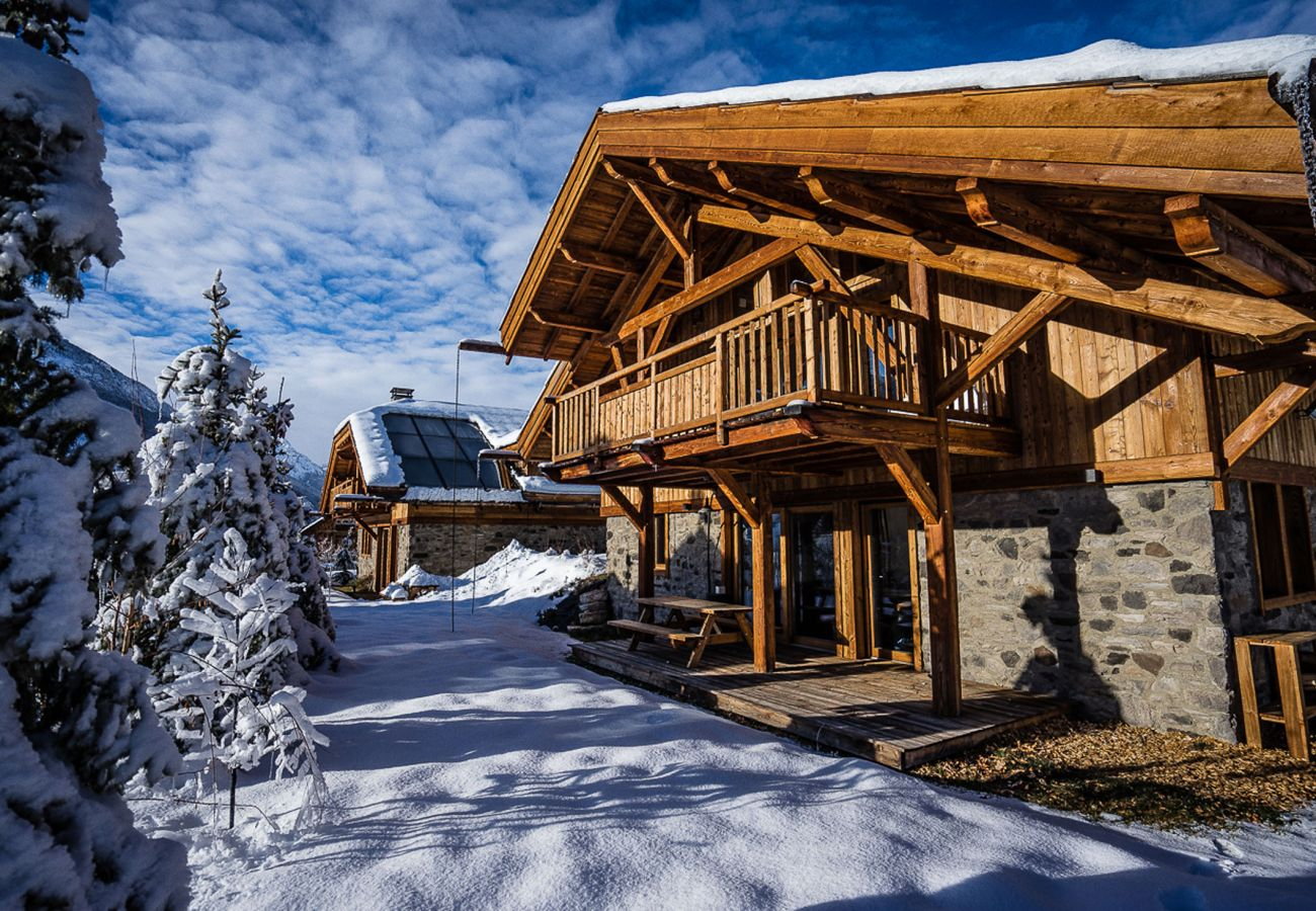 Chalet in La Salle-les-Alpes - Chalet Twin B