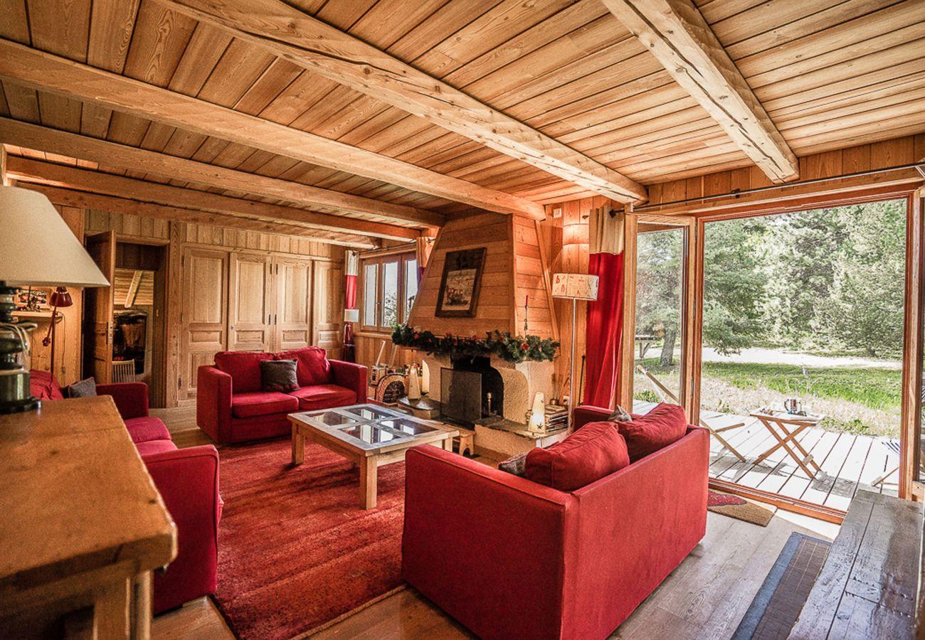 Chalet in La Salle-les-Alpes - Chalet D'OC