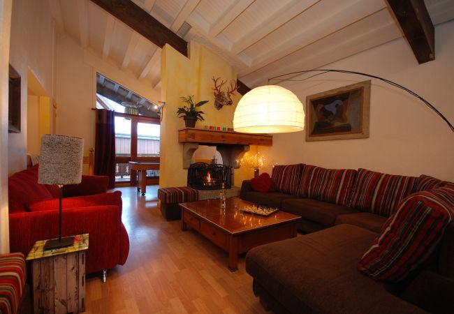 Appartement à La Salle-les-Alpes - Appartement Crocus