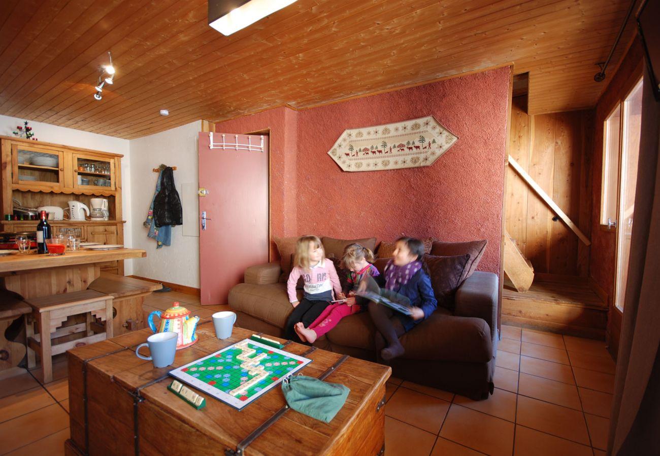 Appartement à Saint-Chaffrey - Appartement Les Myosotis