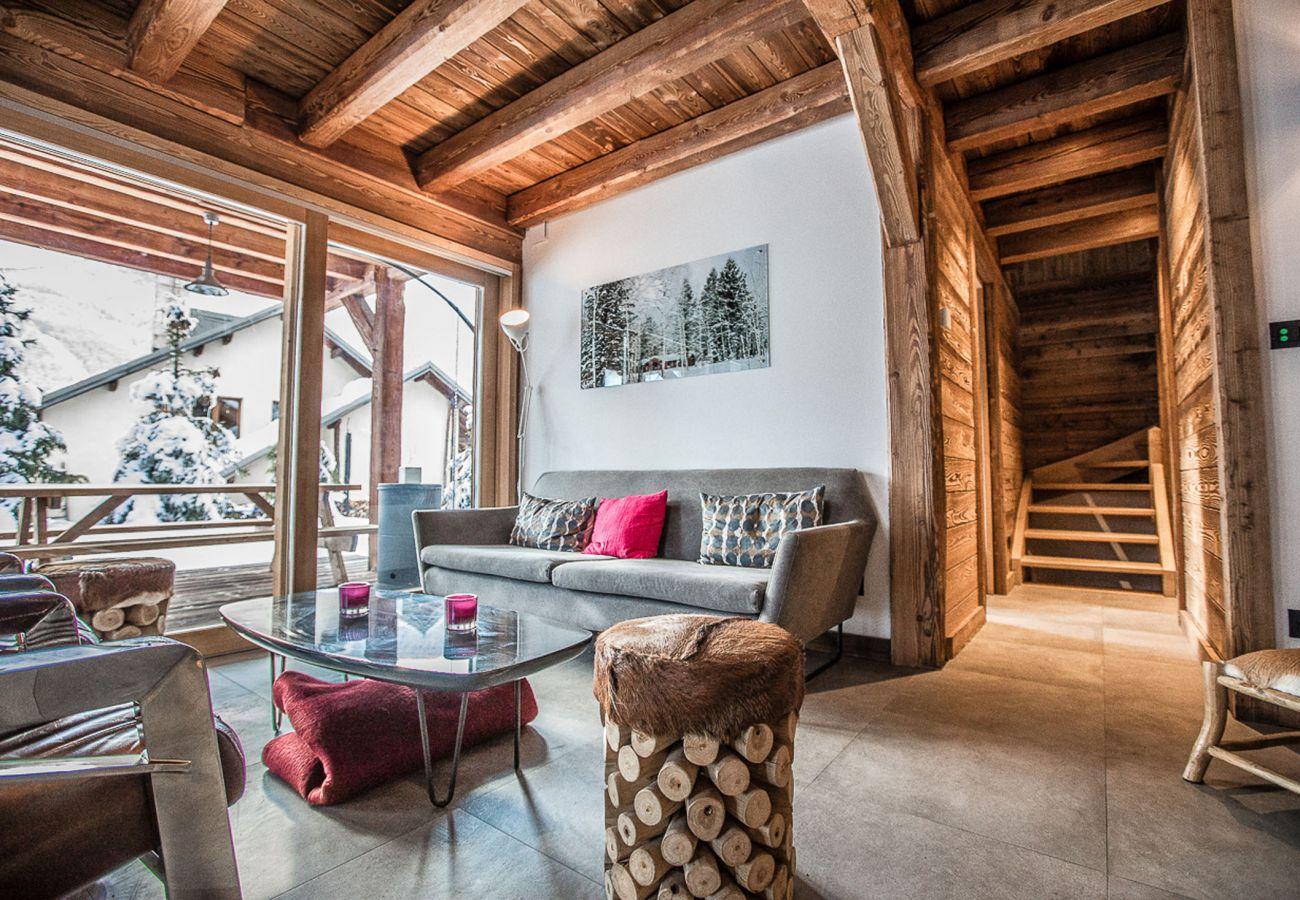 Chalet à La Salle-les-Alpes - Chalet Twin B