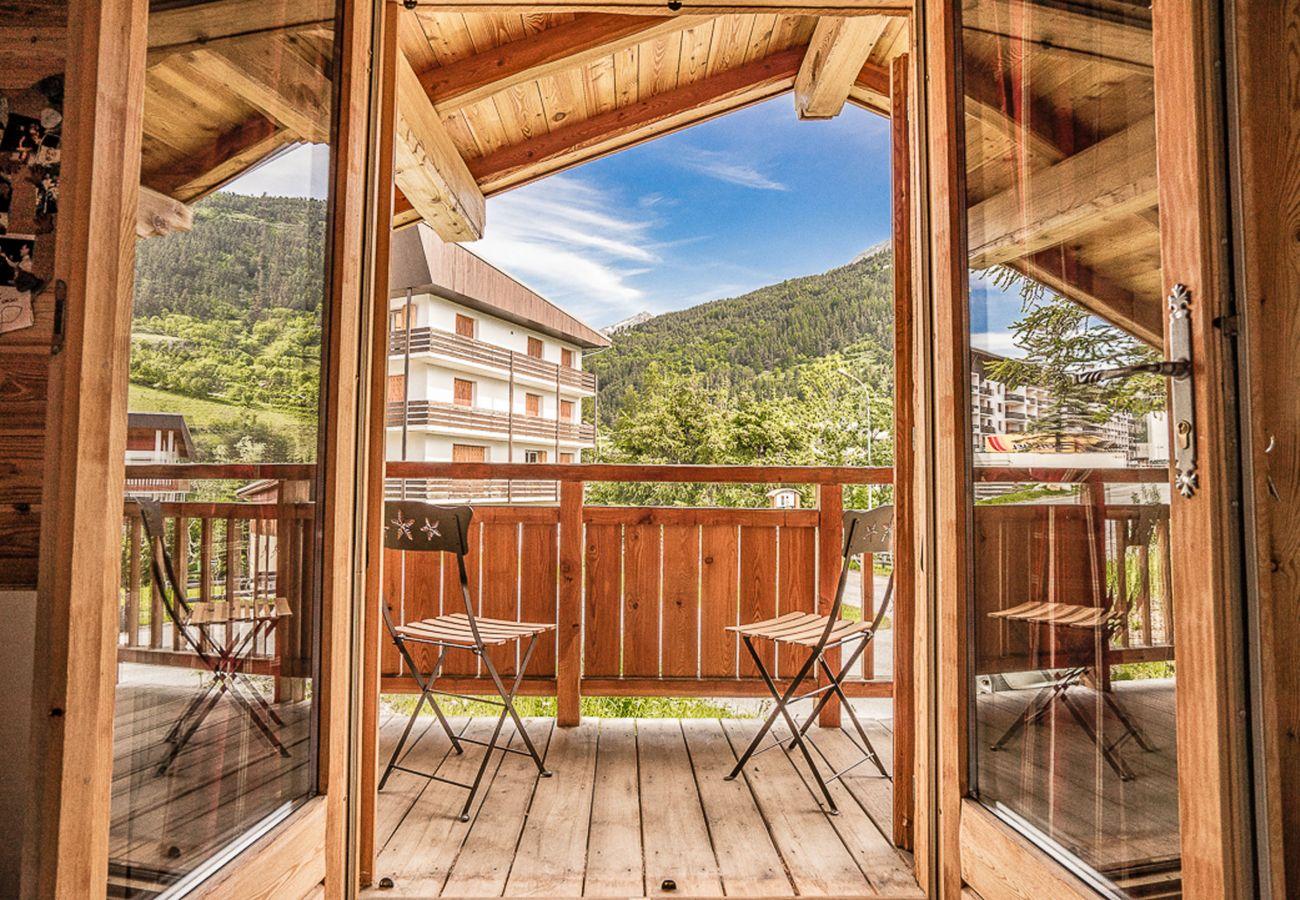 Maison à La Salle-les-Alpes - Chalet D'OC