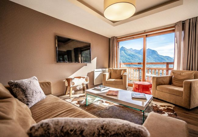 Chalet à Briançon - Appartement l'Izoard