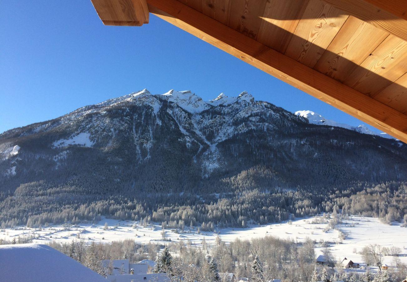 Chalet à Le Monêtier-les-Bains - Chalet Altitude