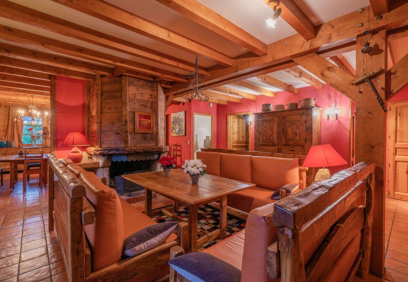 Chalet à La Salle-les-Alpes - Chalet & Spa Ibex