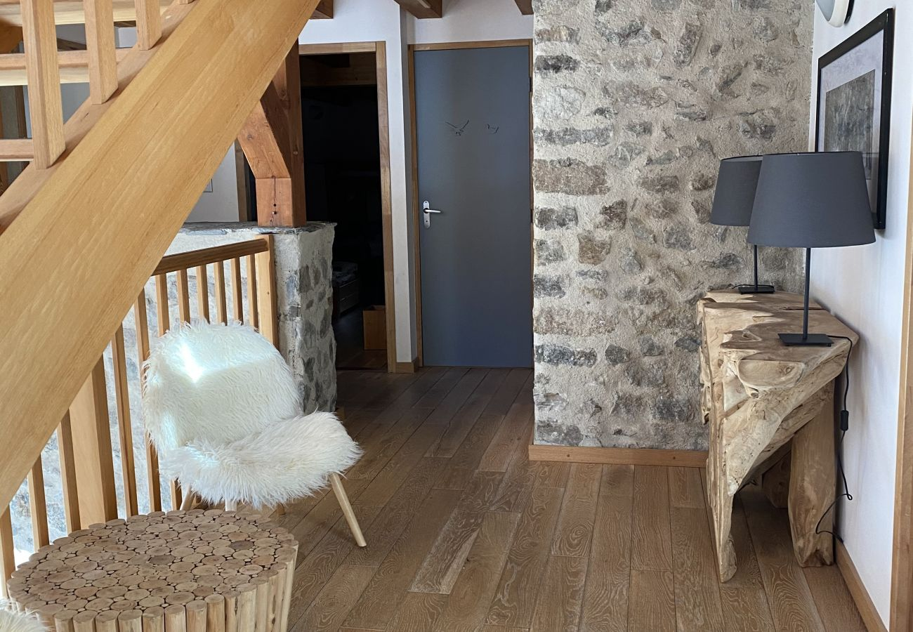 Maison à Le Monêtier-les-Bains - Chalet le Fontenil